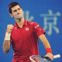 Como profesional, comenzó a brillar a los 19 años, cuando se metió al Top 40 del ranking de la ATP. Foto:Vía facebook.com/djokovic.official
