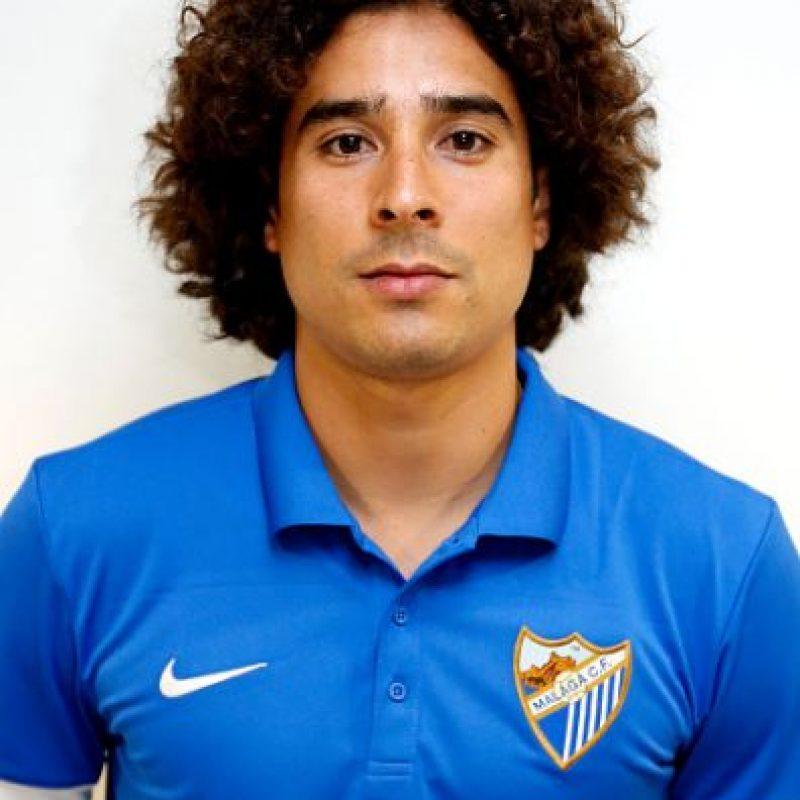 3. Guillermo Ochoa (Málaga) Foto:Getty Images