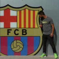 Su fichaje por el equipo catalán se hizo oficial el 6 de julio de 2015. Foto:Getty Images