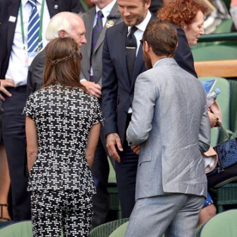 Como James y Pippa Middleton, hermanos de la princesa Catherine de Cambridge. Foto:Getty Images