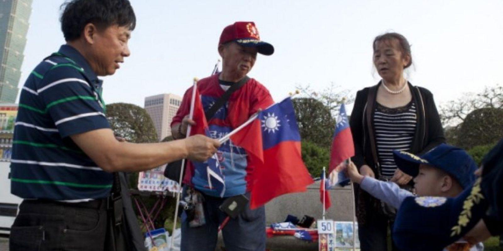 Taiwán es un Estado soberano parcialmente reconocido situado en el Extremo Oriente de Asia. Foto:Getty Images