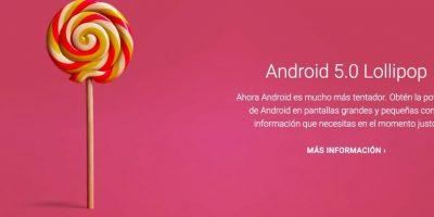Android 5.0 Lollipop Foto:Google