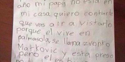 La conmovedora carta de un niño boliviano al Papa Francisco