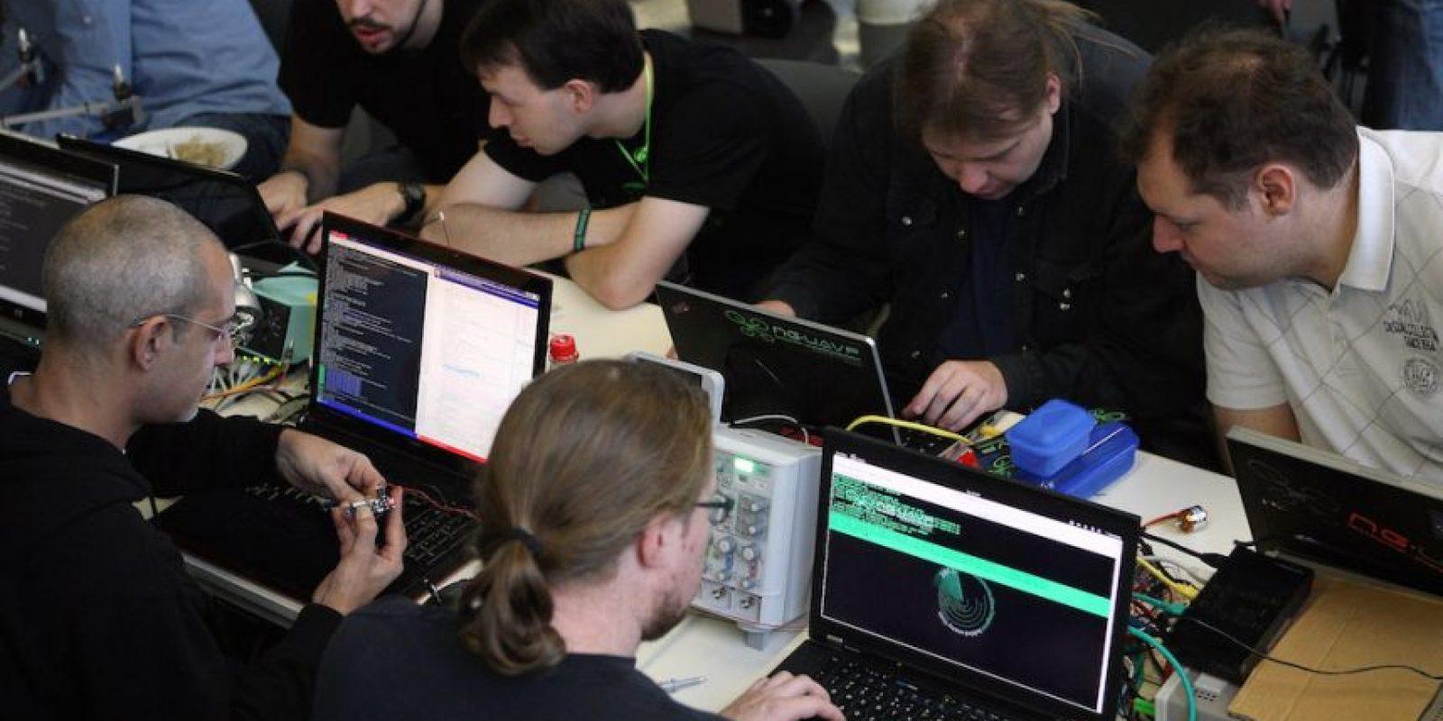 Los estafadores las enviaban a sus servidores en Panamá. Foto:Getty Images