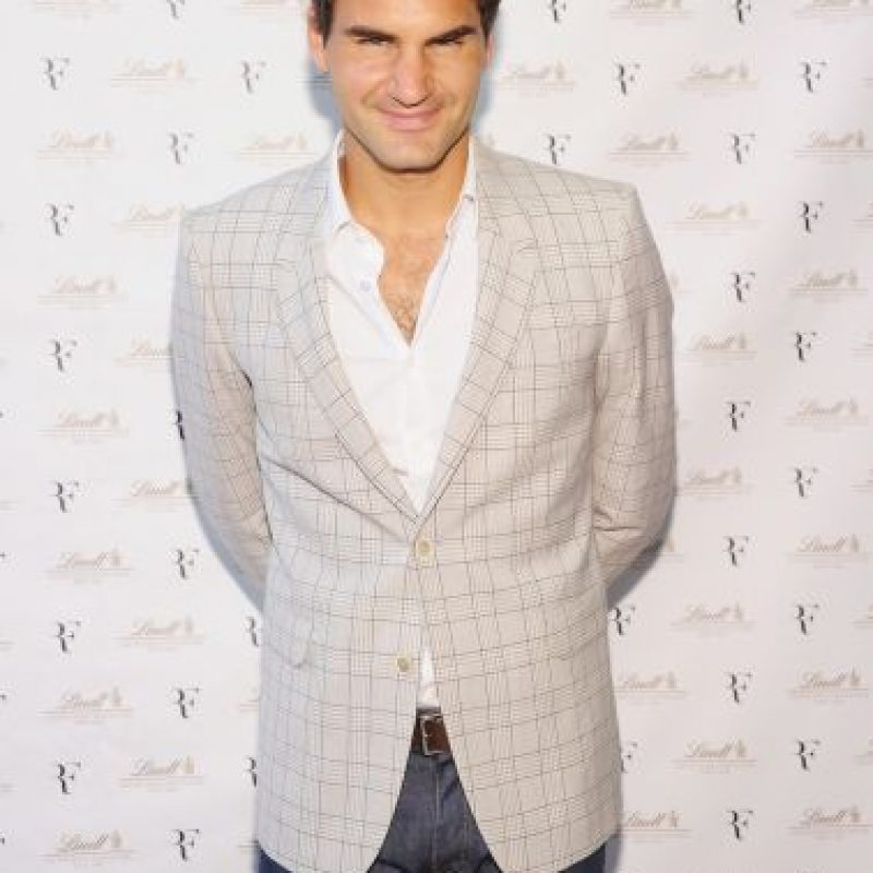 En 2004, 2006, 2007 se quedó a un torneo de ganar los 4 Grand Slam, pues siempre le faltó Roland Garros. Foto:Getty Images