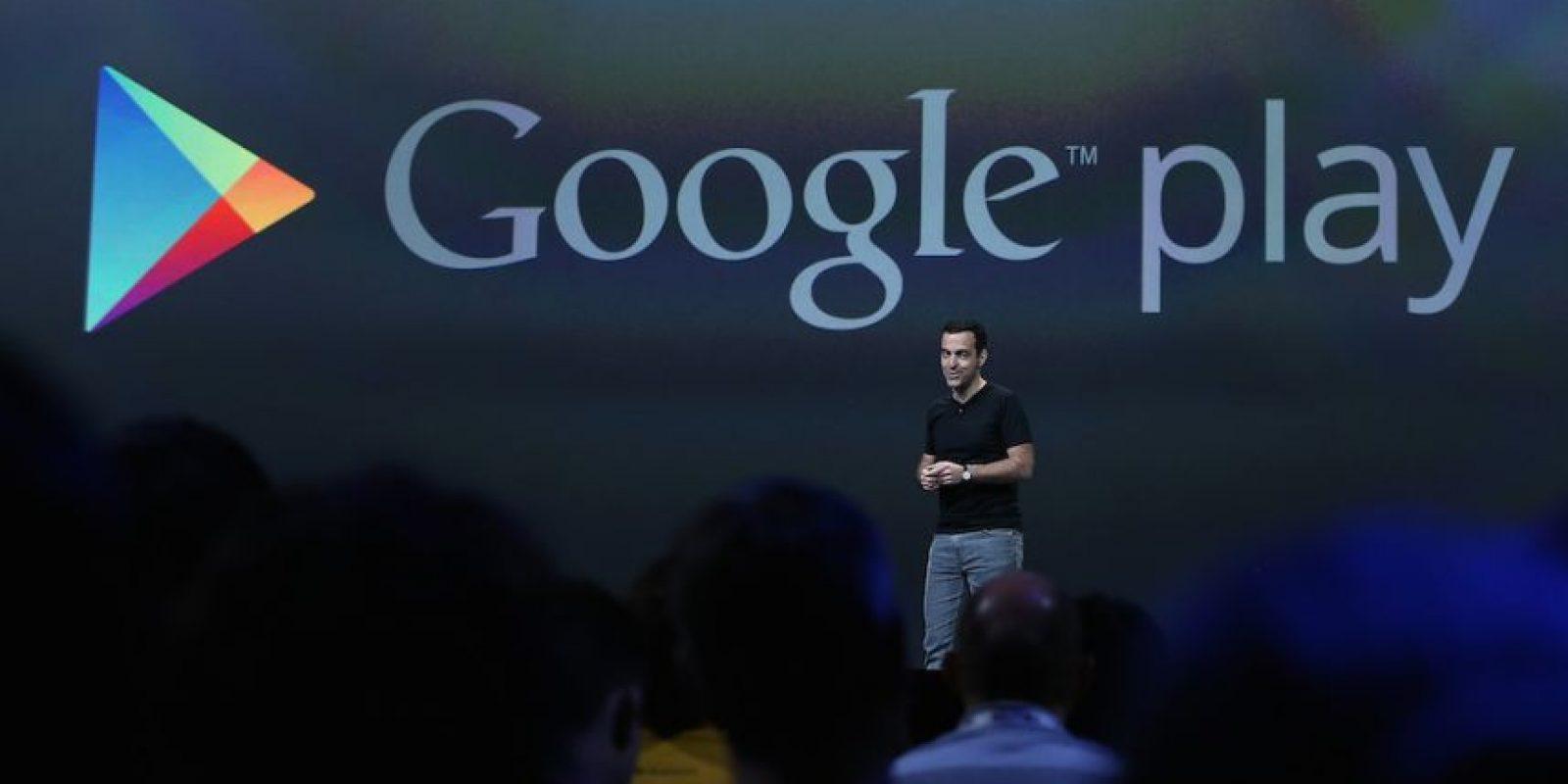 Las apps ya fueron retiradas de Google Play. Foto:Getty Images