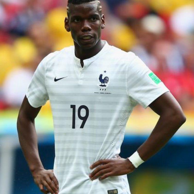 Debutó profesionalmente en el Manchester United en 2009. Foto:Getty Images