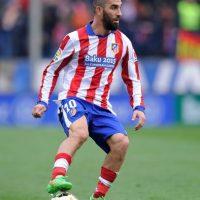 Antes de Barcelona, militó cuatro años en el Atlético de Madrid, club del que fue figura. Foto:Getty Images