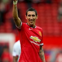 4. Ángel Di María (Manchester United) Foto: Getty Images