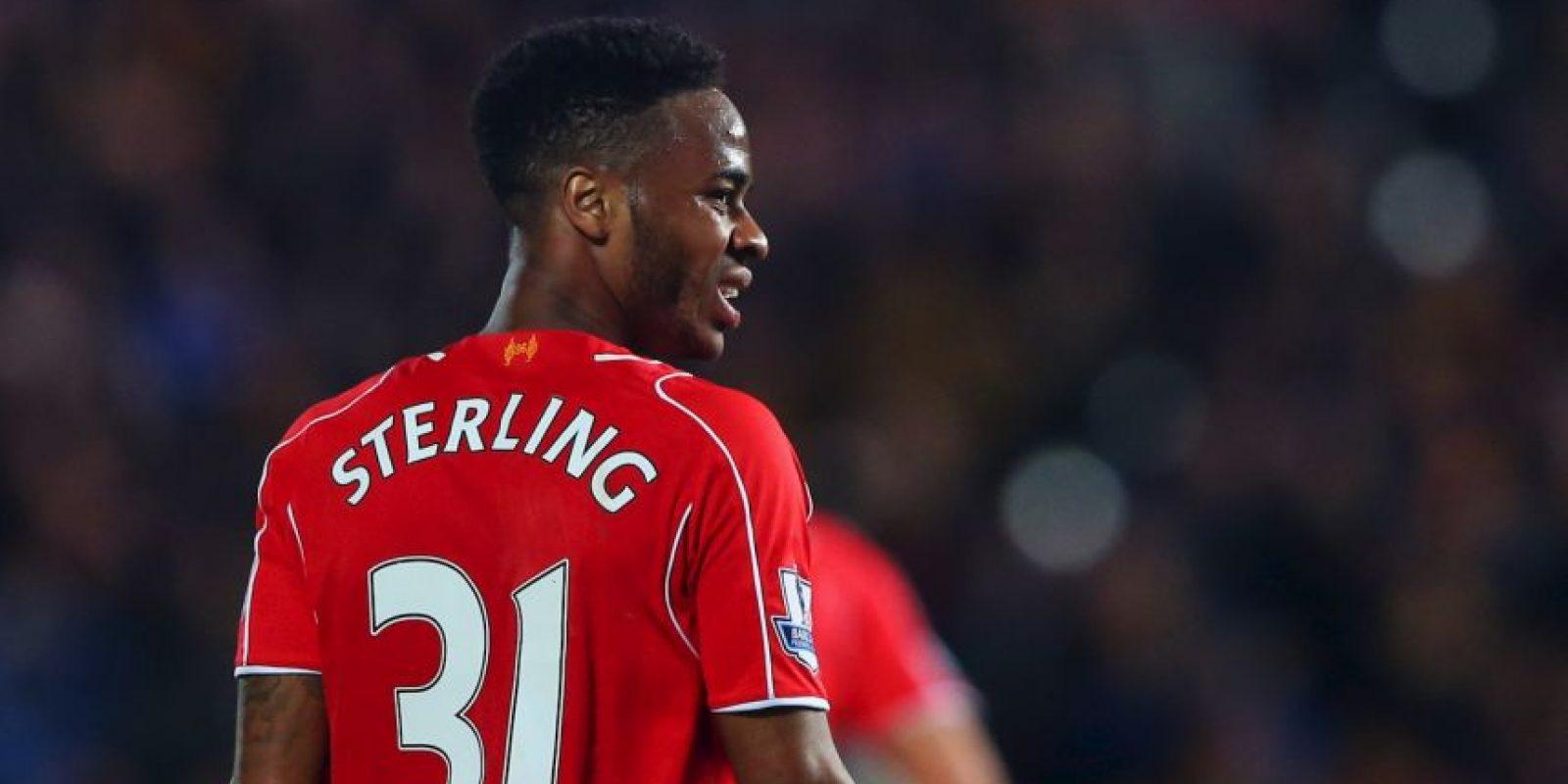 """Es un futbolista inglés de raíces jamaicanas que juega en el primer equipo de los """"Reds"""" desde 2012 Foto:Getty Images"""