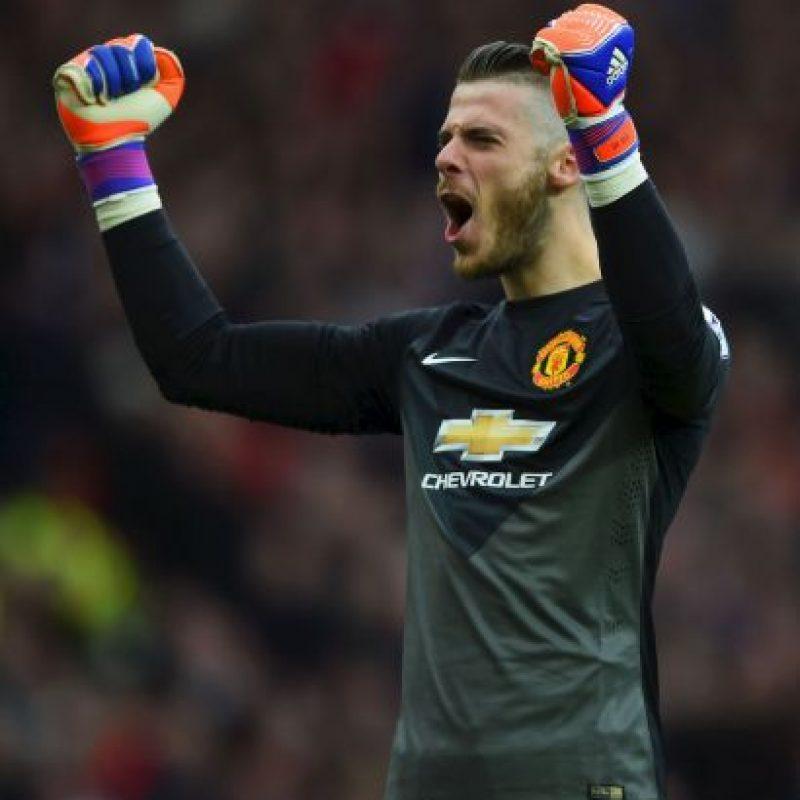 6. David de Gea (Manchester United) Foto:Getty Images