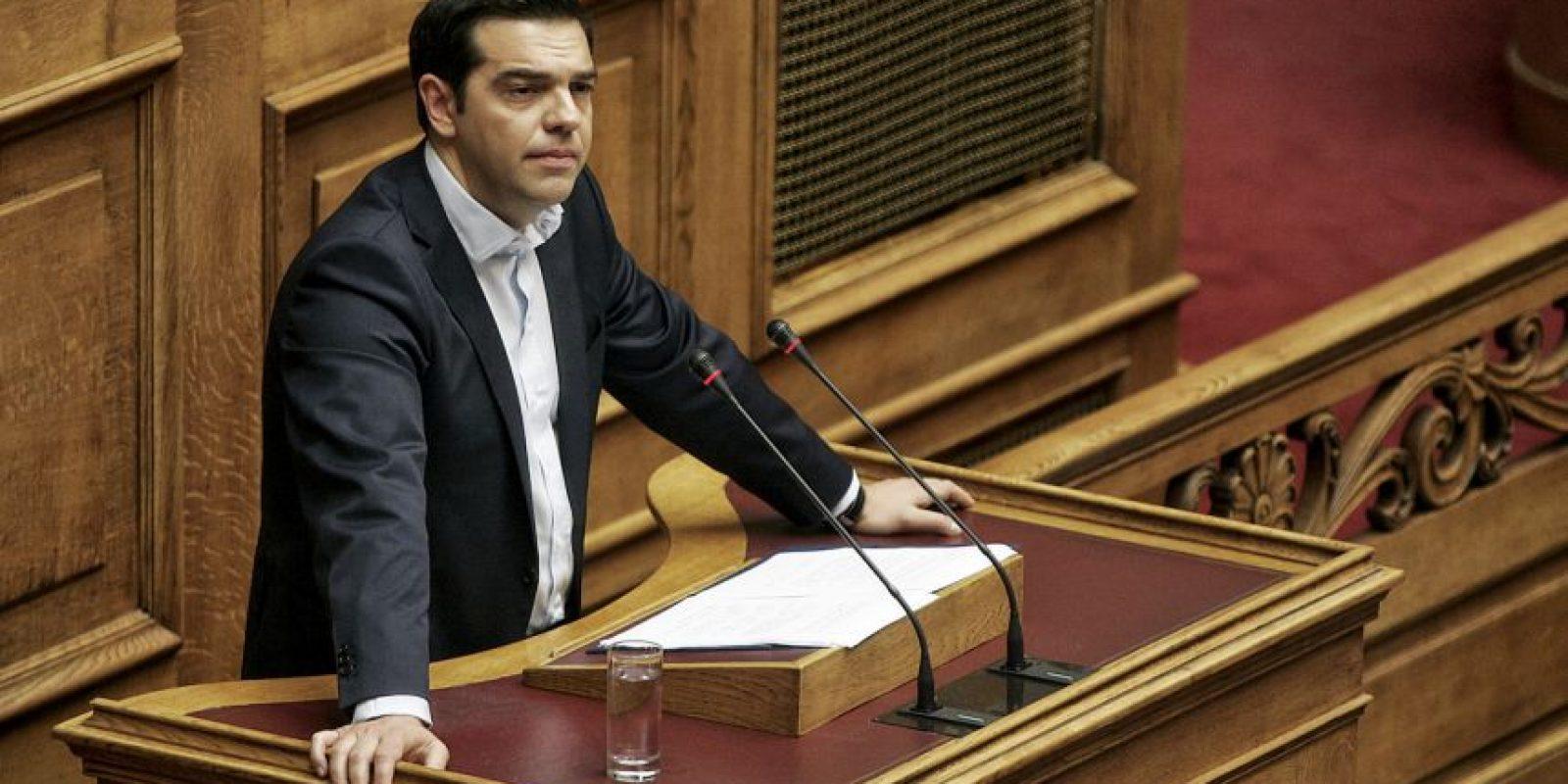 Al anunciar el referéndum el pasado 27 de junio, encendió las alarmas en Europa Foto:Getty Images