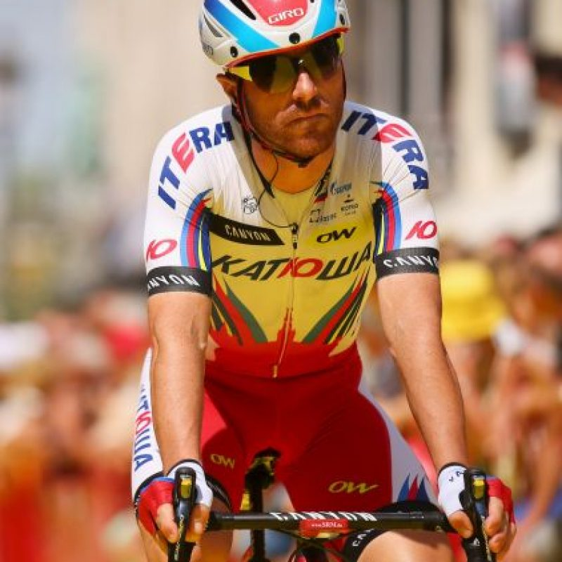 1. Luca Paolini Foto:Getty Images