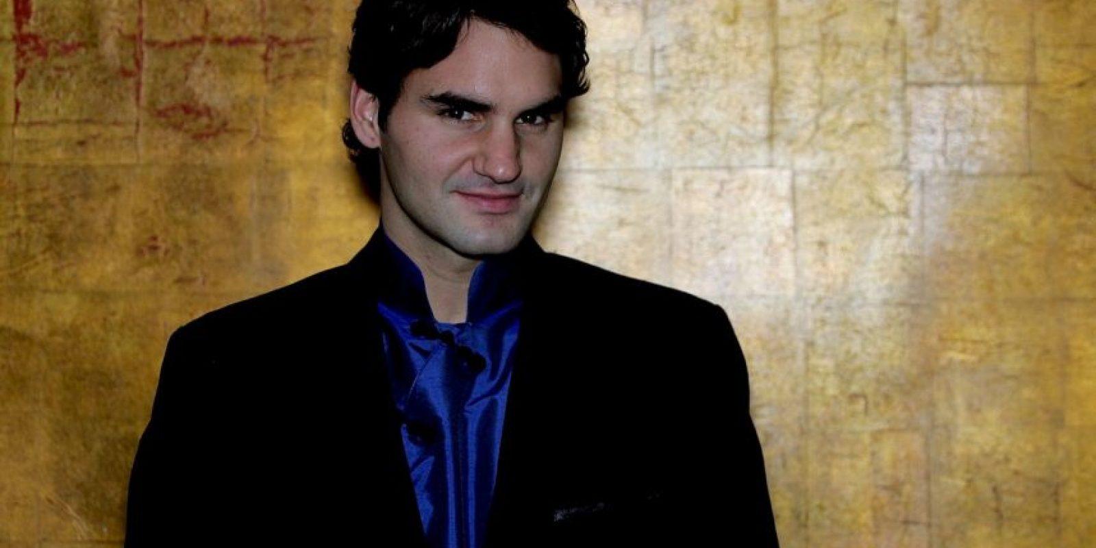 Foto:Vía facebook.com/Federer