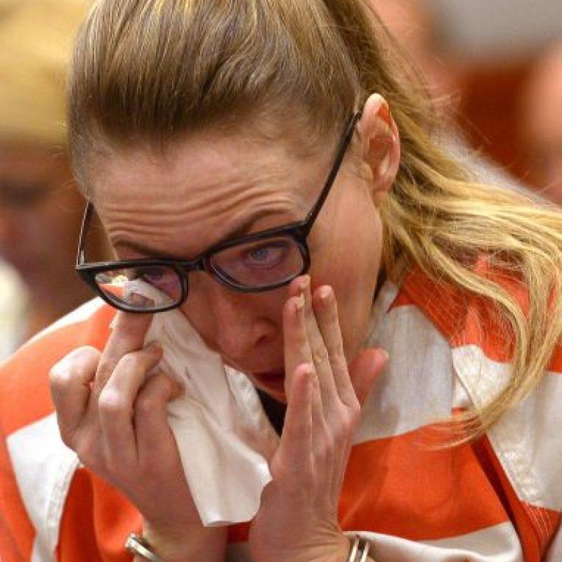 Lloró al escuchar los testimonios de las madres de las víctimas Foto:AP