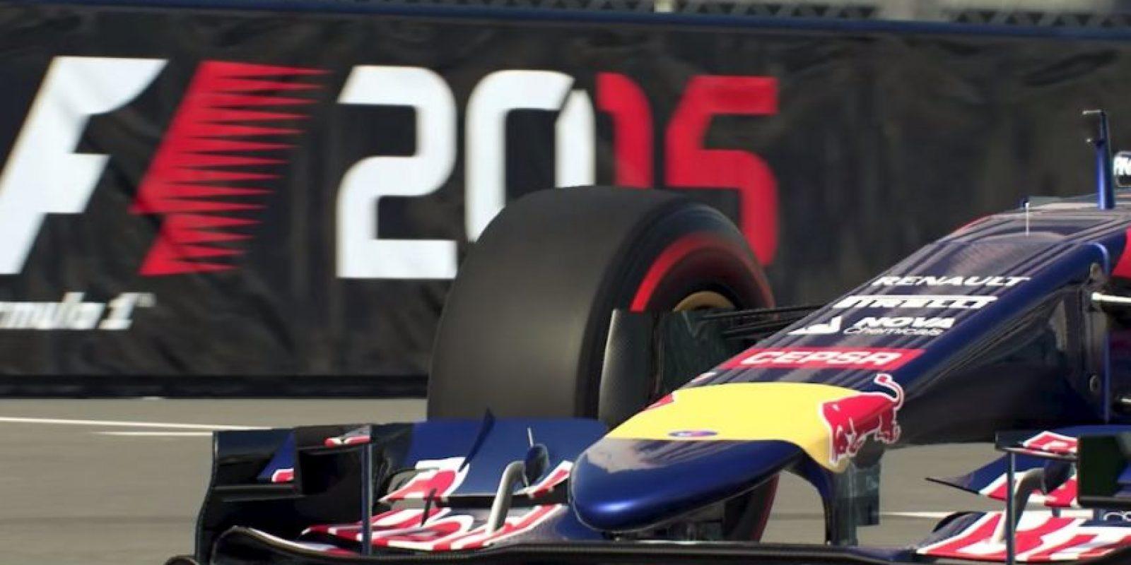 Fórmula 1 2015 ya está disponible para Xbox One, PS4 y PC. Foto:Namco Bandai