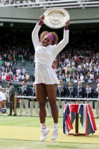 Fue su quinto campeonato de Wimbledon. Foto:Getty Images