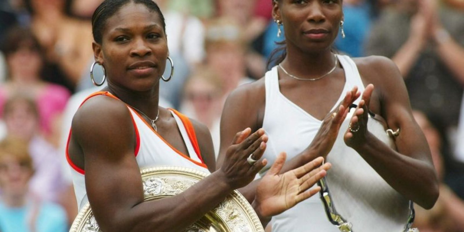 Serena ganó en tres sets contra Venus Williams. Foto:Getty Images