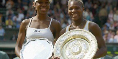 Serena venció en dos sets a Venus Williams. Foto:Getty Images
