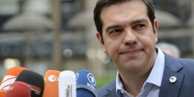 """Alexis Tsipras: """"Podemos llegar a un acuerdo si todas las partes lo quieren"""" Foto:AFP"""