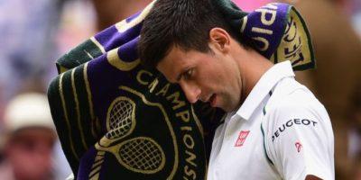 Fue su segundo título consecutivo en Wimbledon. Foto:Getty Images