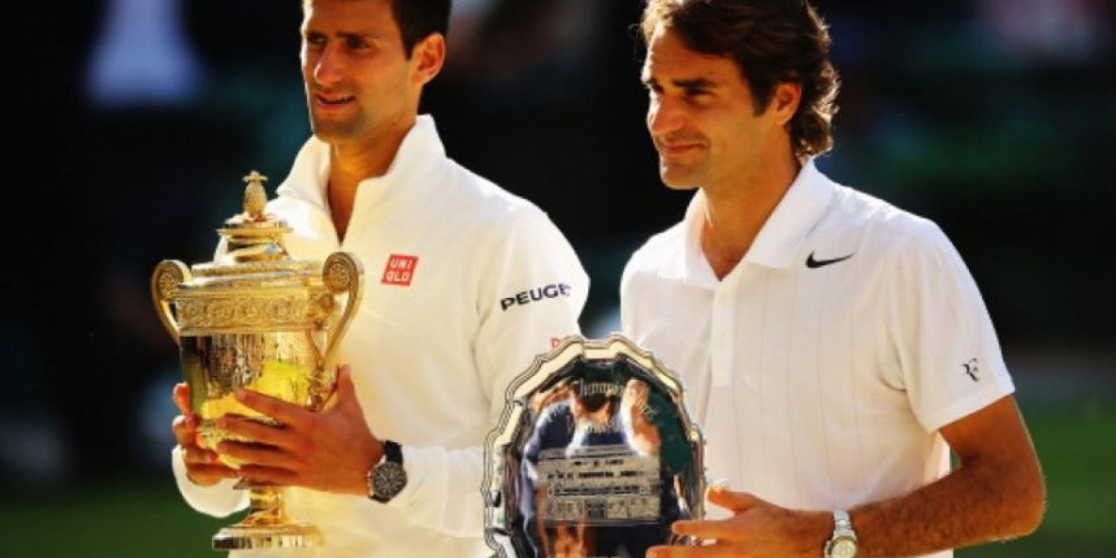 2- Wimbledon 2014. Foto:Getty Images