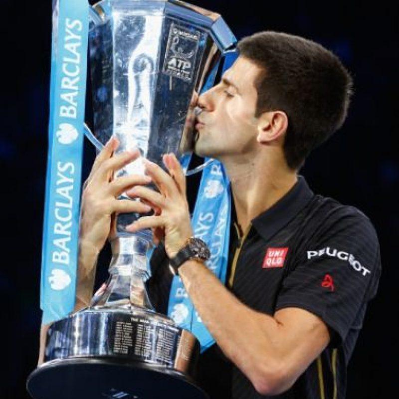 Roger no jugó la final por problemas físicos. Foto:Getty Images