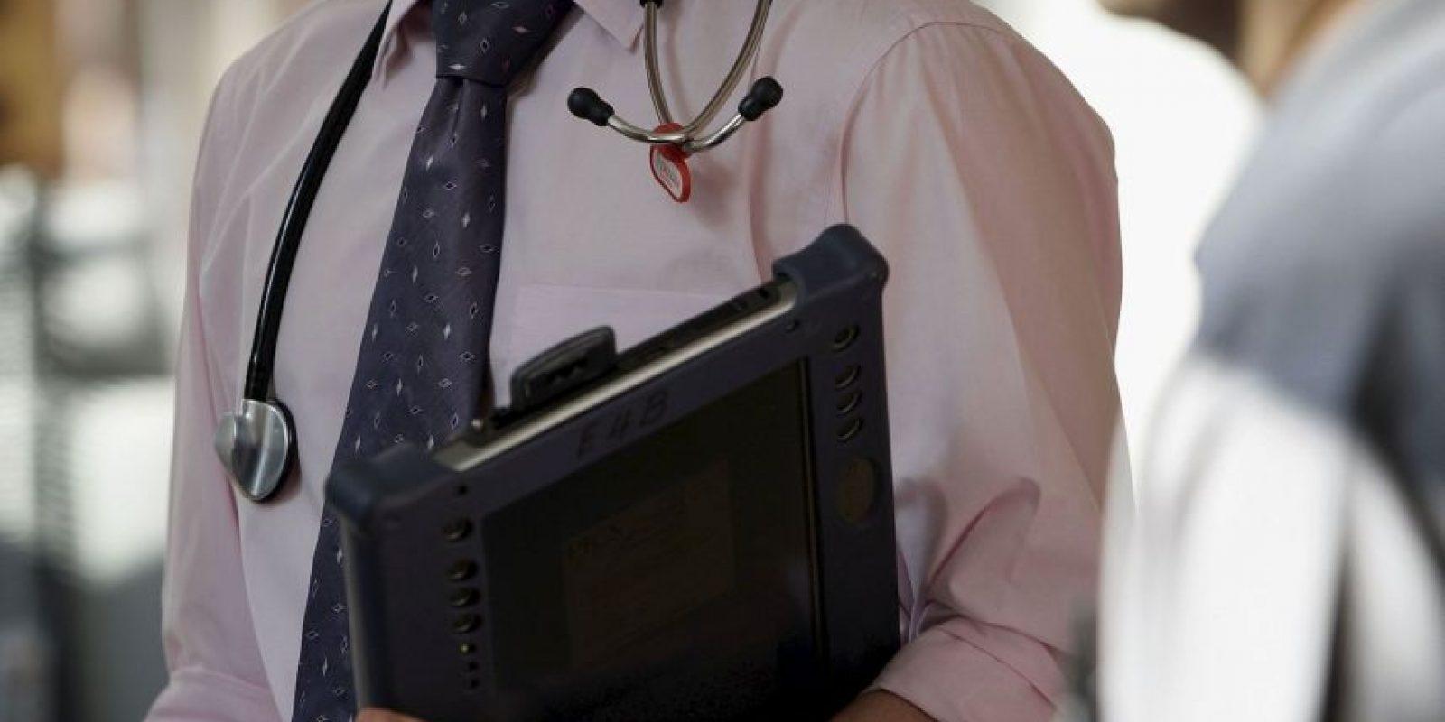 Médicos generales y médicos de familia Foto:Getty Images