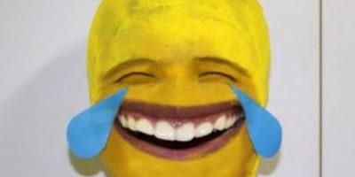 FOTOS: 10 personas que quisieron imitar emojis y fallaron en el intento