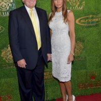 """Es copropietario del concurso """"Miss Universo"""" Foto:Getty Images"""
