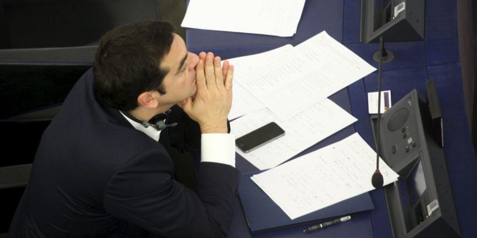 Actualmente, podría renunciar al cargo y adelantar las elecciones Foto:Getty Images