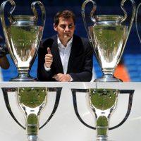El arquero español Iker Casillas fichó por el Porto de Portugal. Foto:Getty Images