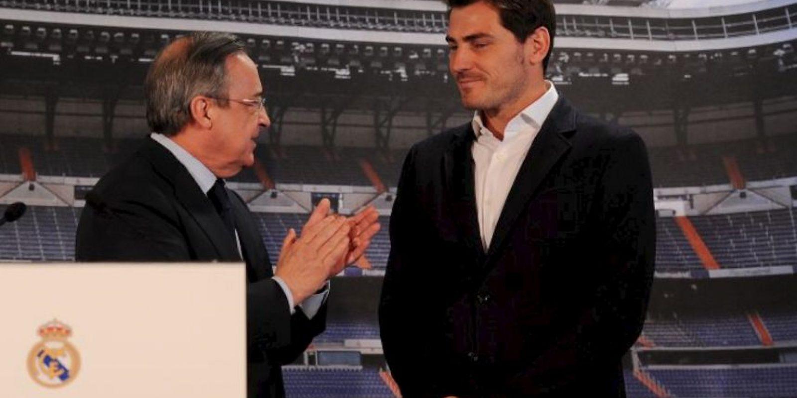 1. La madre de Iker Casillas Foto:Getty Images