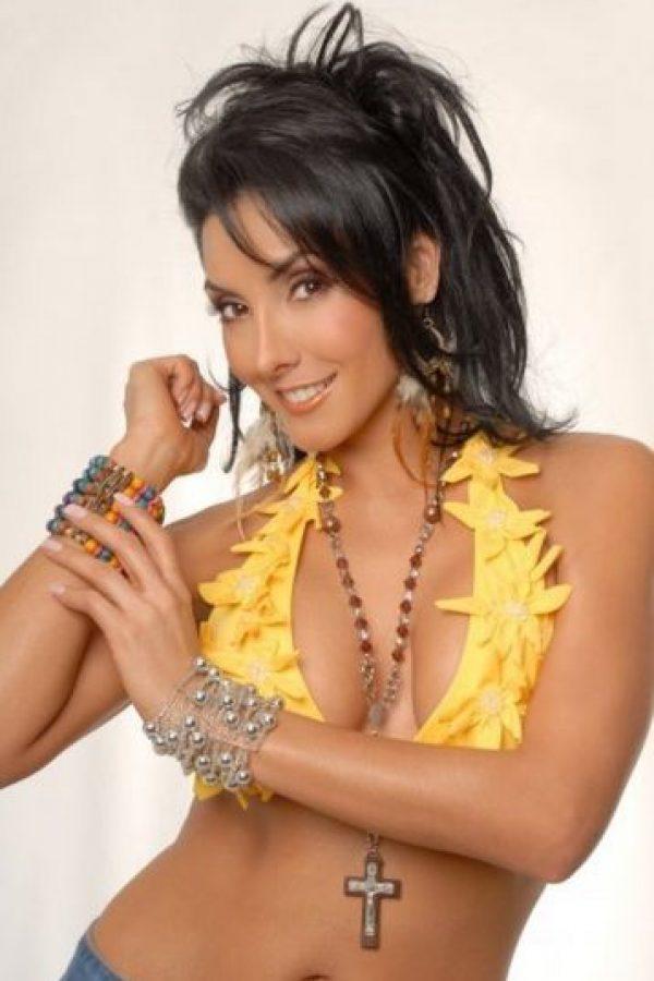 La exreina de belleza de Colombia fue asesinada en 2011 Foto:Vía facebook.com/pages/liliana-lozano/