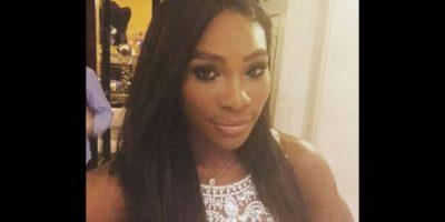 Serena con este bello vestido. Foto:Vía instagram.com/serenawilliams