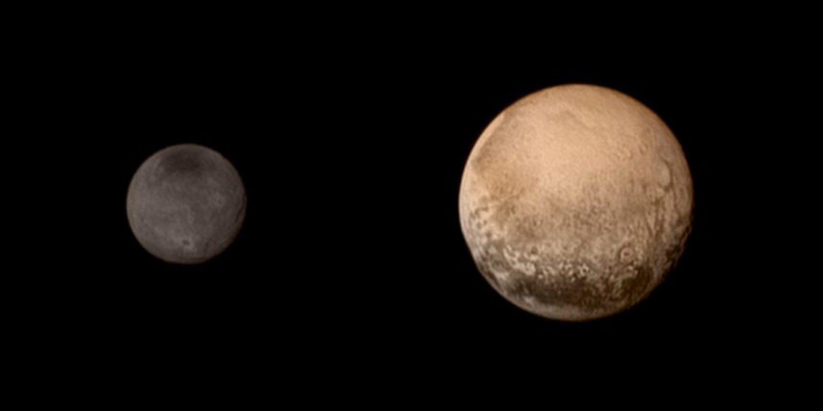 1. En el transcurso de los nueve años de la misión Plutón perdió su clasificación de planeta y ahora es un planeta enano. Foto:AFP