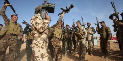 El padre del bebé había asesinado a varios militantes de ISIS. Foto:AFP