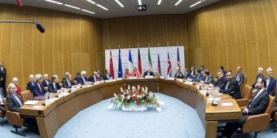 4. Irán deben reducir sus existencias de uranio en un 98%. Foto:AP