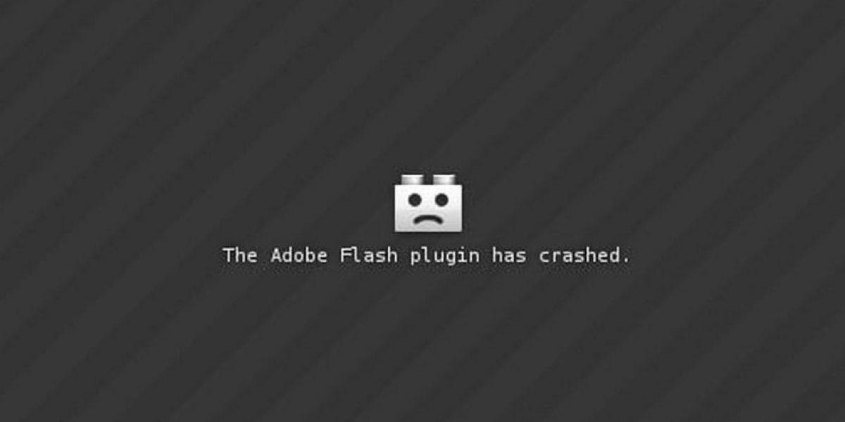 Firefox bloqueó temporalmente Adobe Flash por seguridad