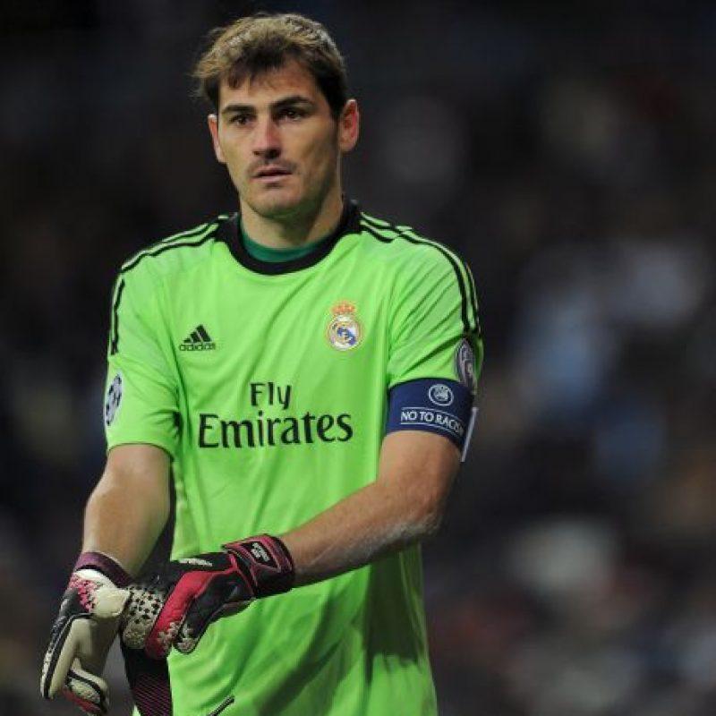 Iker Casillas – 20 de mayo de 1981. Foto:Getty Images