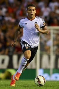 4. Nicolás Otamendi (Valencia) Foto:Getty Images