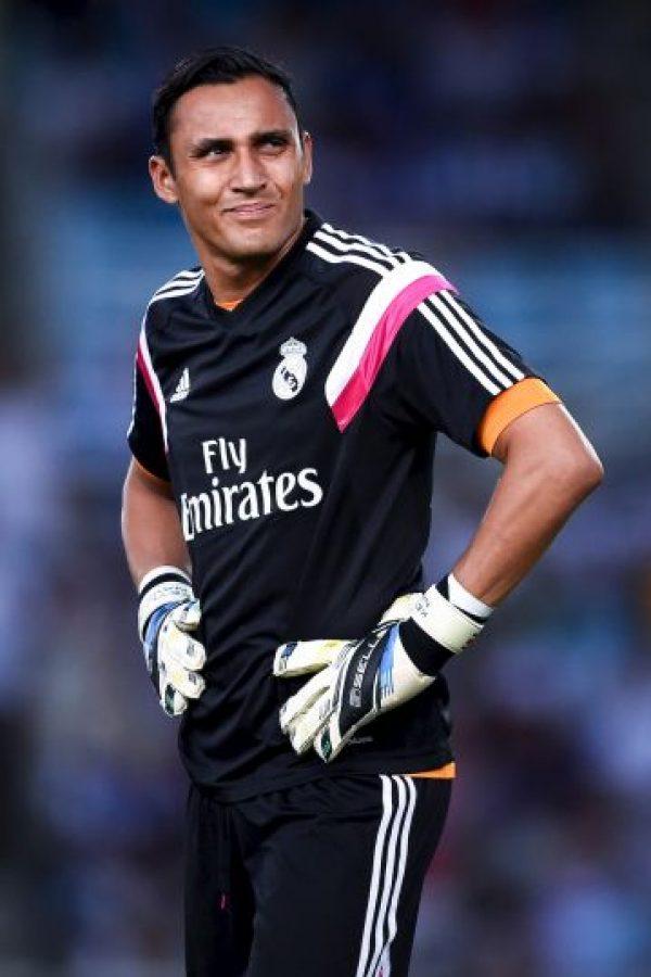 3. Keylor Navas (Real Madrid) Foto:Getty Images