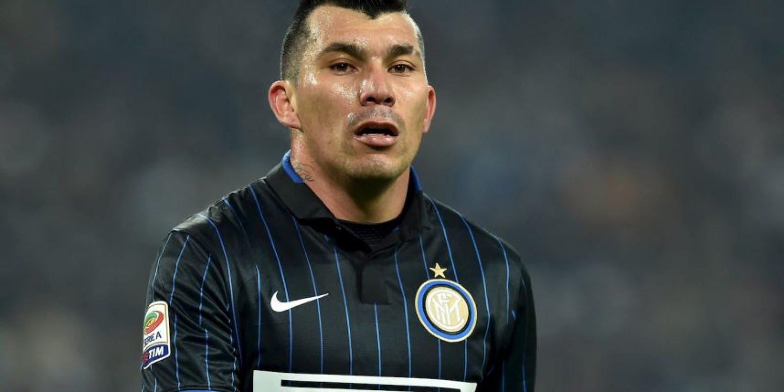 5. Gary Medel (Inter de Milán) Foto:Getty Images