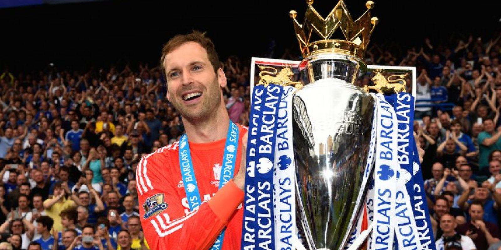 6. Petr Cech Foto:Getty Images