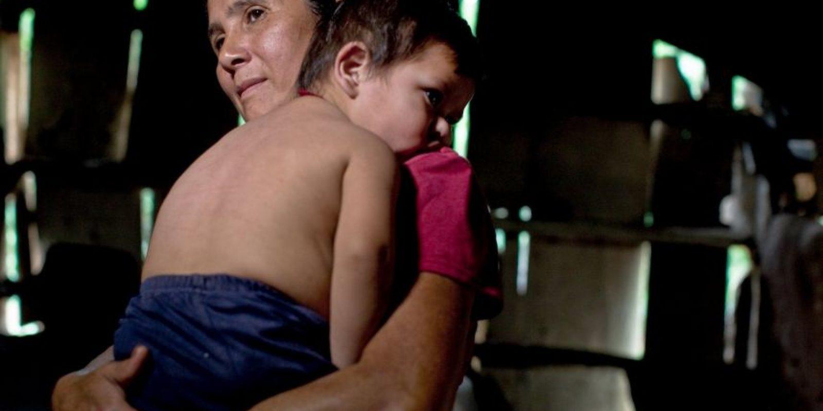 La familia y los vecinos piden justicia. Foto:Getty Images