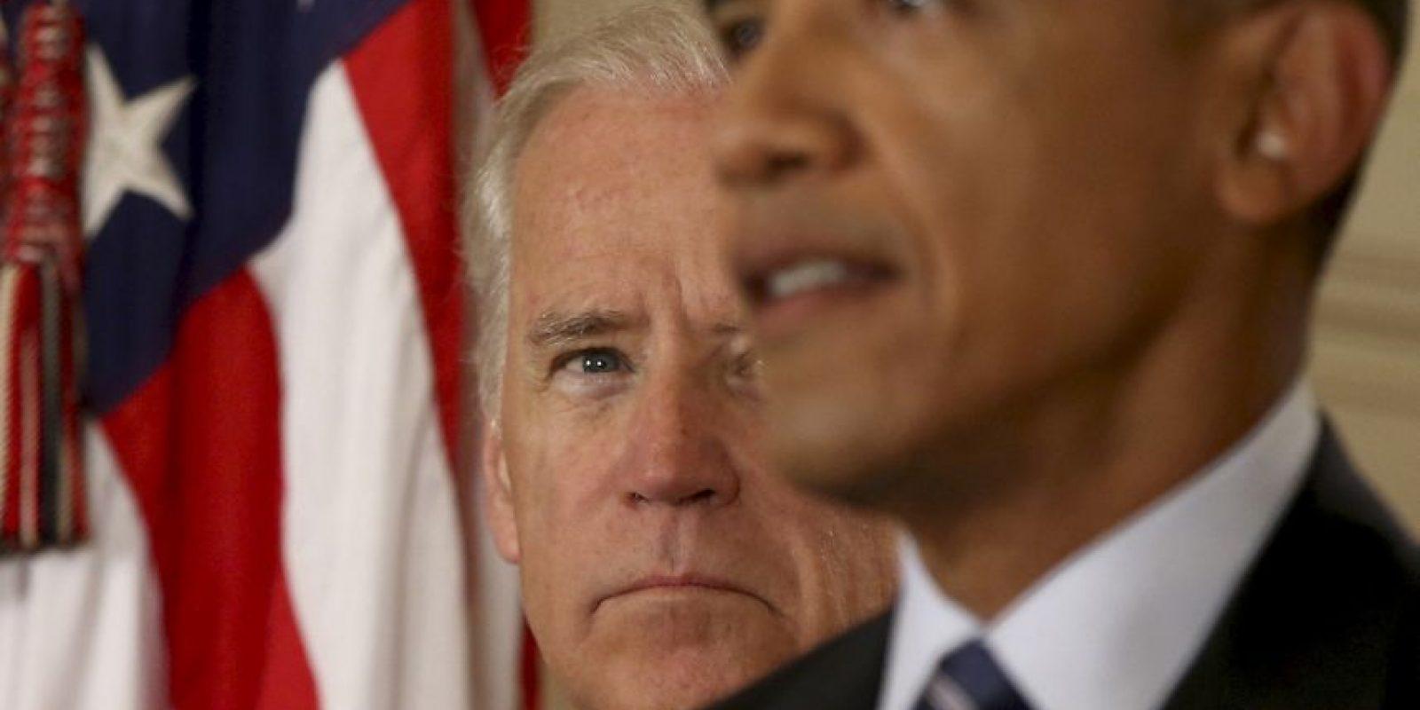 """8. """"Gracias a este acuerdo, la comunidad internacional podrá verificar que Irán no desarrolla un arma nuclear"""", expresó Obama tras el anuncio del acuerdo. Foto:AP"""