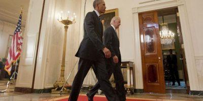 7. Las sanciones a Irán aún se quedarán, esto hasta que se vea que cumplen con lo establecido en el acuerdo. Foto:AP