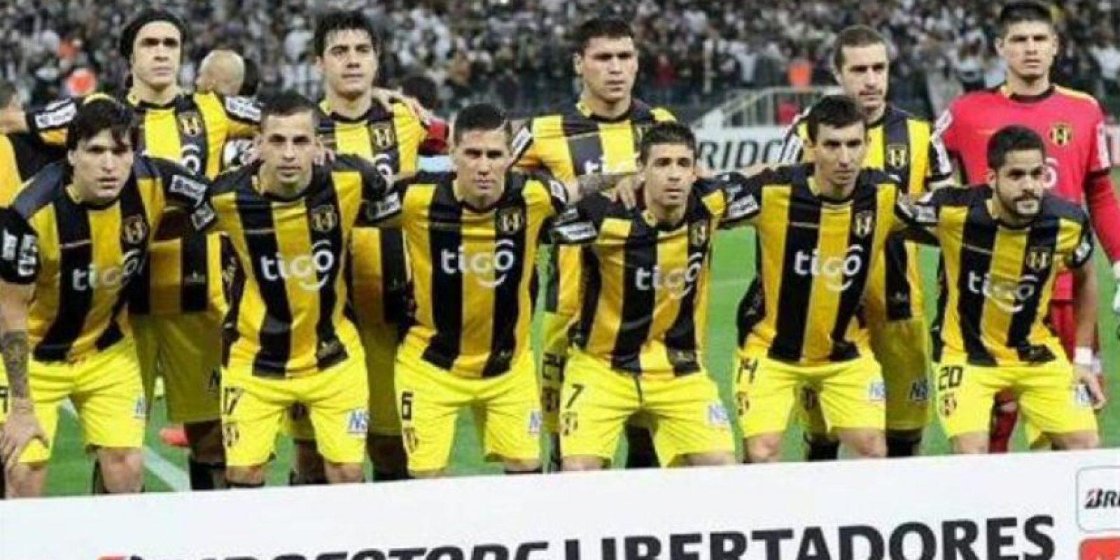 El combinado paraguayo busca alcanzar su primera final Foto:Vía twitter.com/ClubGuarani