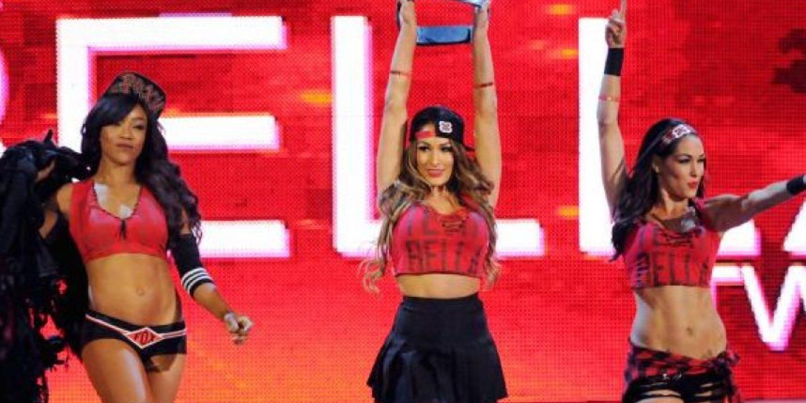 Nikki es campeona desde noviembre pasado Foto:WWE