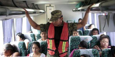 """Esta recompensa se ofrece porque Guzmán Loera """"burló dos veces el sistema de seguridad y es una amenaza"""" Foto:AFP"""